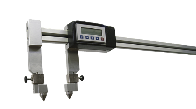 Electronic Measuring Equipment : Linear measuring equipment systems hecht